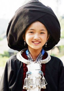 Exquisite Costumes of Dao Ethnic Women