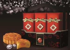 Collection of Mooncakes