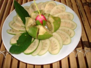 Special Food From Mangrove Apple