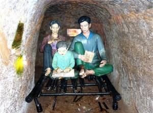Vinh Moc Tunnels- Wonderful Vitality