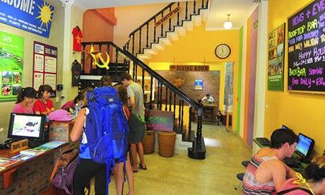 Hanoi Backpacker's Hostel