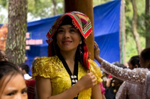 "The World Behind The Scarf ""Pieu"" of Thai Ethnic Minority"