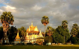 Contemplative Culture of the Khmer