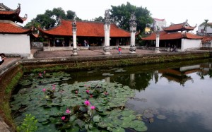 Three Famous Communal Houses in Doai Area