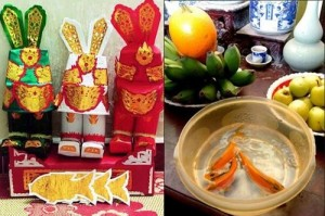[Vietnamese Traditional Festivals] Kitchen God Festival