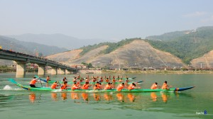 Boat Racing Festival in Son La