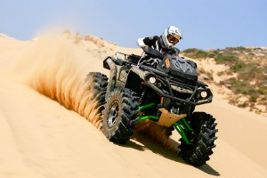 For The First Time Vietnam Organized ATV Racing