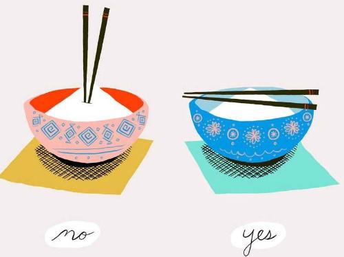 Chopsticks Etiquette (1)
