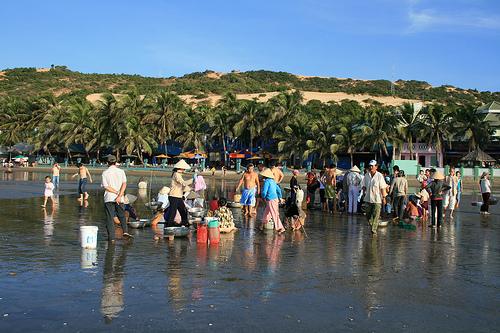 Mui Ne Immersed Blue Sea, White Sand, Golden Sunshine (2)