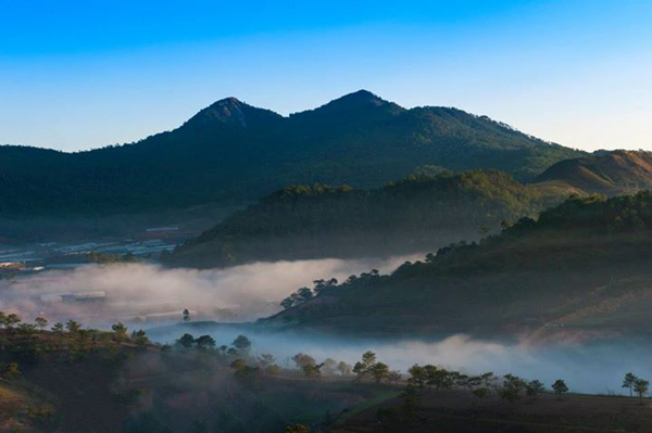 STUNNING BEAUTY OF DA LAT DAWN  (5)