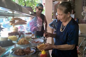 "Famous ""The Banh Mi Queen"" Hoi An Of 80- Old Madam"