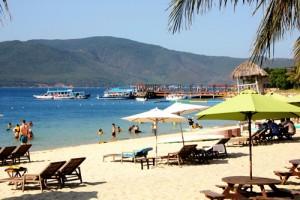 Silk Worm Islet- Must Visit In Nha Trang