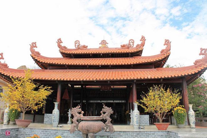 Vien Ngo Monastery Zen  (3)