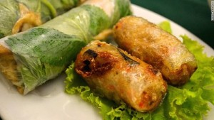 Vietnam Spring Rolls Are Honored On CNN Travel