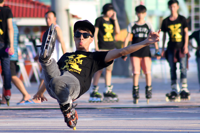 Young People Stir Da Nang By Adventurous Games (2)