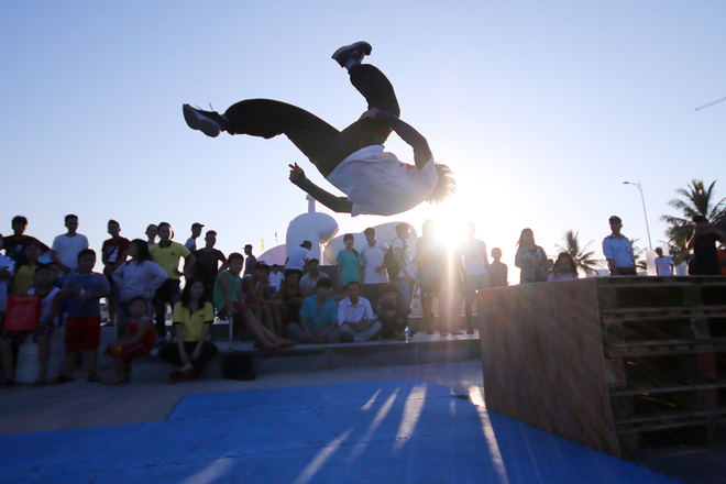 Young People Stir Da Nang By Adventurous Games (4)