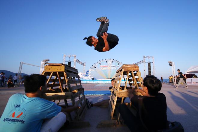Young People Stir Da Nang By Adventurous Games (6)