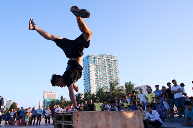 Young People Stir Da Nang By Adventurous Games (7)