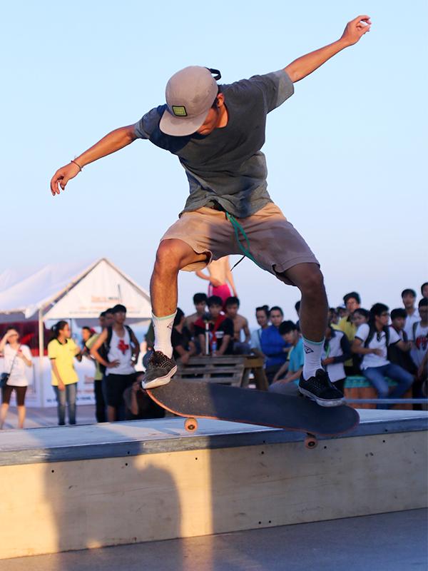 Young People Stir Da Nang By Adventurous Games (8)