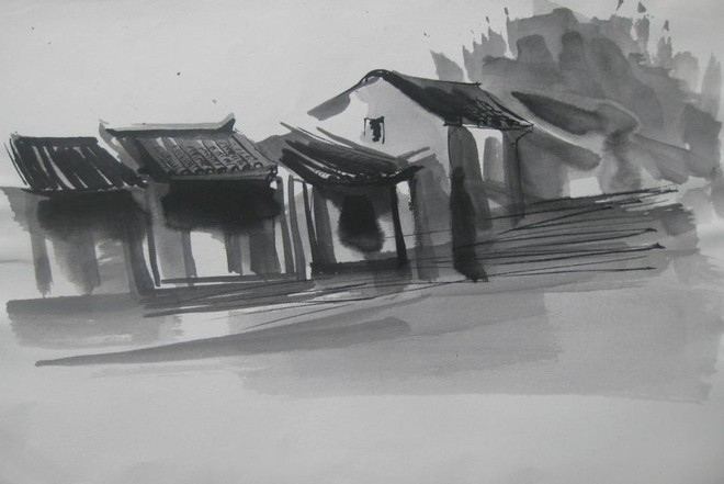 Hoi An Ancient Town Through Sketches (4)