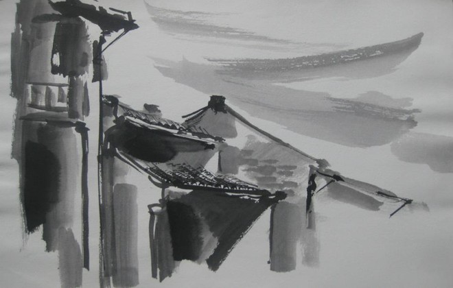 Hoi An Ancient Town Through Sketches (5)