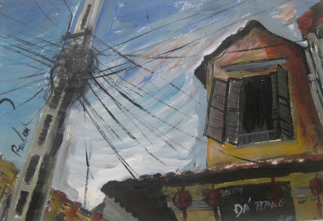Hoi An Ancient Town Through Sketches (6)