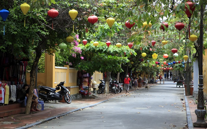 Hoi An Lanterns- Colorful And Peaceful  (1)