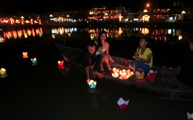 Hoi An Lanterns- Colorful And Peaceful  (11)