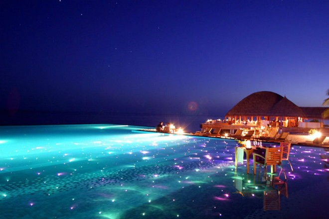 vietnam pool was shortlisted 25 most beautiful places in the world 2 beautiful lighting pool