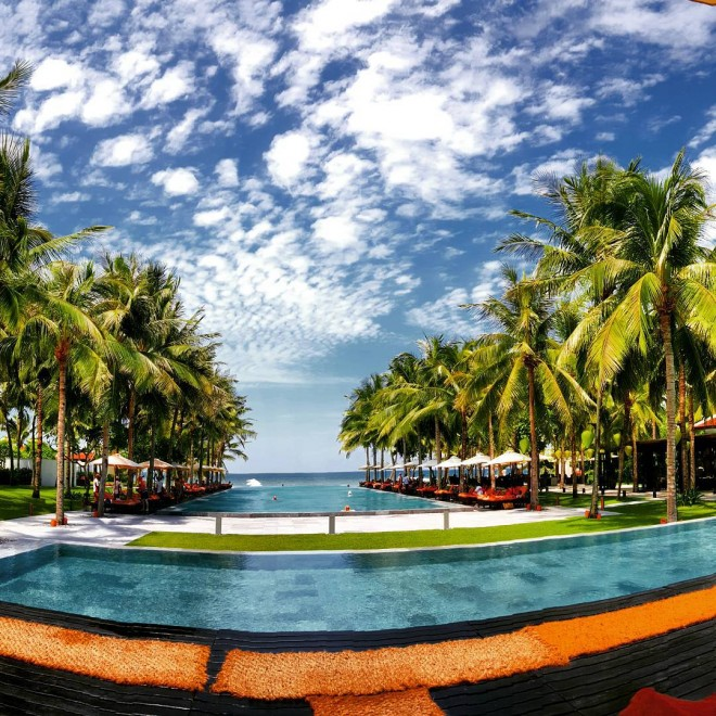 Vietnam Pool Was Shortlisted 25 Most Beautiful Places In The World