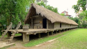 Traditional Houses Of Vietnam Ethnic Minority on the US newspaper
