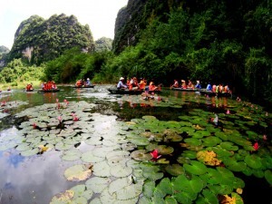 Trang An landscape complex with outstanding universal values