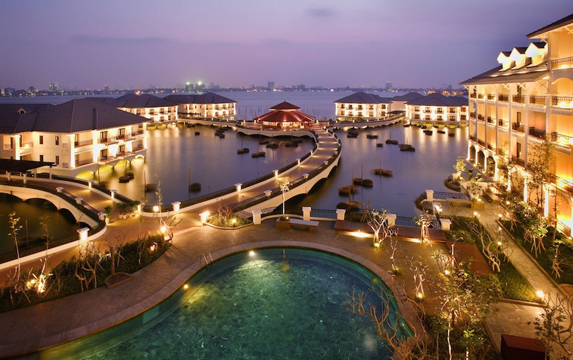 InterContinental_Hanoi_Westlake