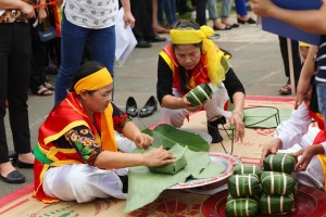 Hung Kings Temple Festival – Intangible Cultural Heritage of Humanity