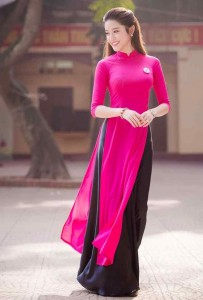 Ao Dai – Vietnamese traditional dresses