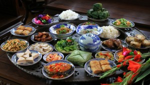 Special Dishes for Tet holidays