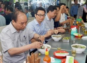 Pho- Features of Vietnamese cuisine