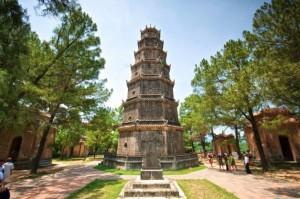Thien Mu Pagoda – The Pagoda of the Celestial Lady