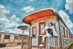 A poetic and ancient beauty through Dalat Train Station