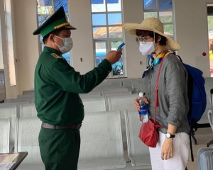Quang Ngai: Ly Son island temporarily close welcoming the foreign visitors.