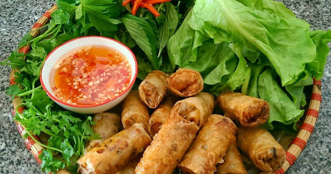 Dipping Sauce is the soul of fried spring rolls