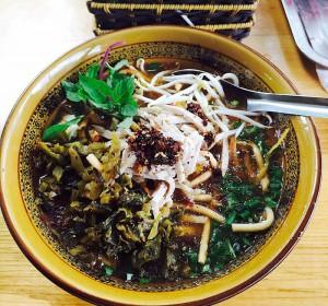 Cuon Sui – the unforgettable dish in Sapa