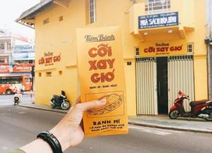 Coi Xay Gio Bakery – Da Lat's Iconic Yellow Wall
