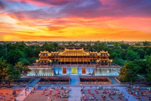 The imperial city of Hue-5 places cannot be missed