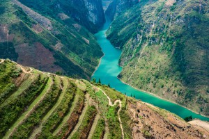 Nho Que river-the vein of Ha Giang province