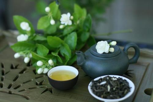 Jasmine tea-a kind of famous traditional tea of Vietnam