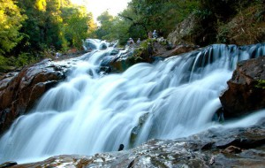 Cam Ly waterfalls, a legend of Da Lat