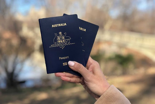Passport validity at least 6 months