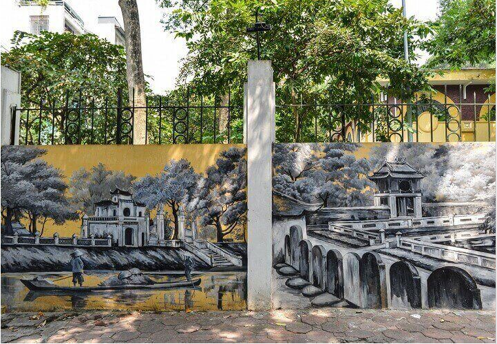 street art ha noi